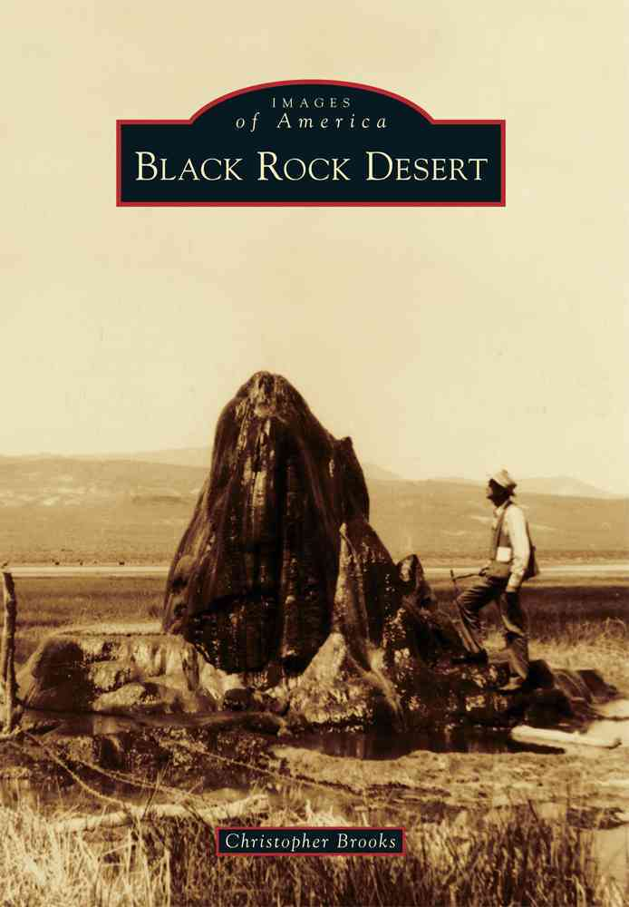Black Rock Desert By Brooks, Christopher